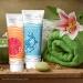 soins spa pour le corps et le visage sels de mer